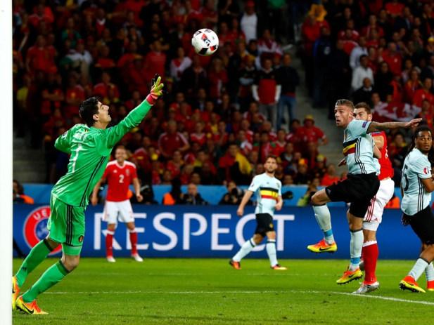 Wales Oder Belgien