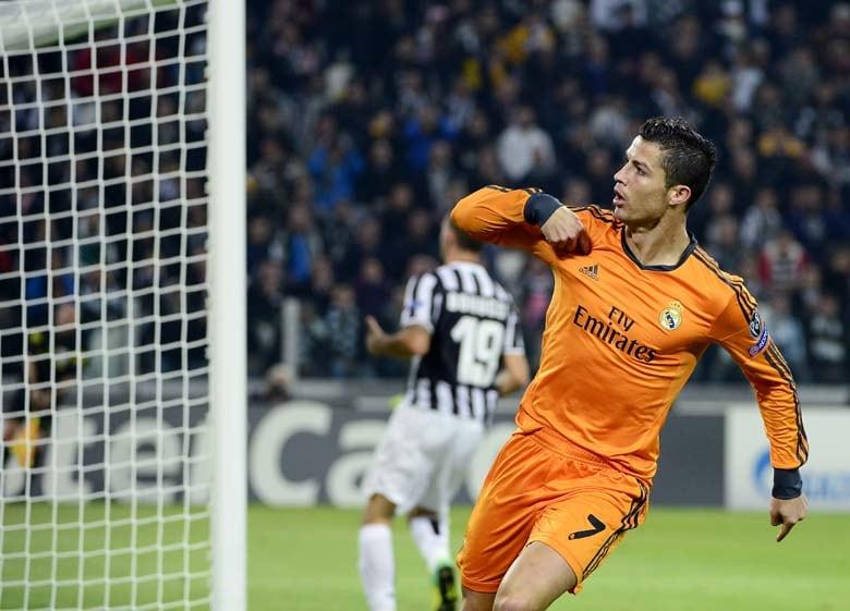Cristiano Ronaldo Torstatistik