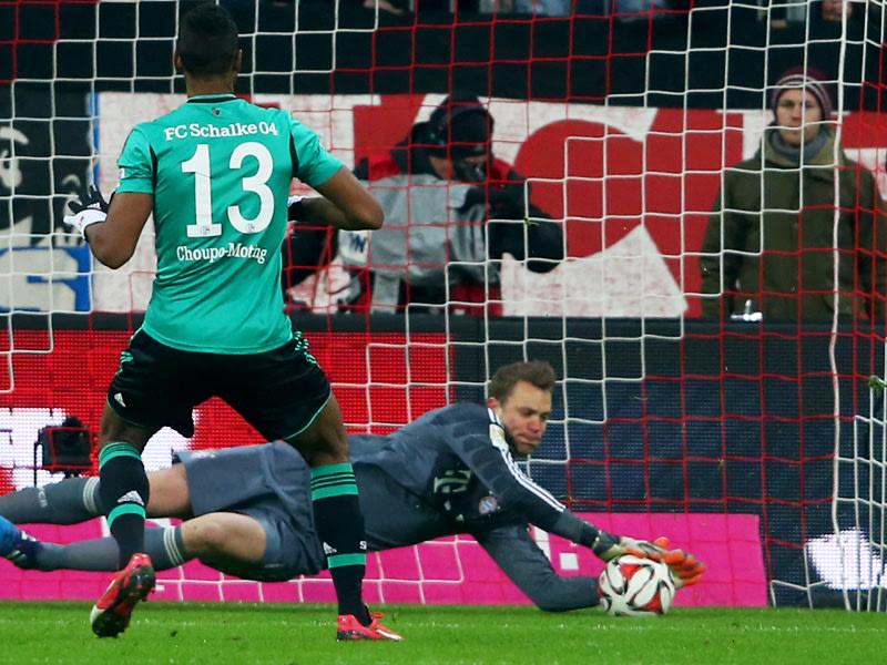 Neuer Halt Fast Jeden Dritten Elfmeter Bundesliga Kicker