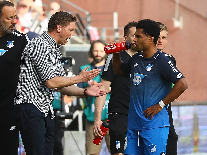Hoffenheim So Hat Nagelsmann Gnabry Verbessert Kicker
