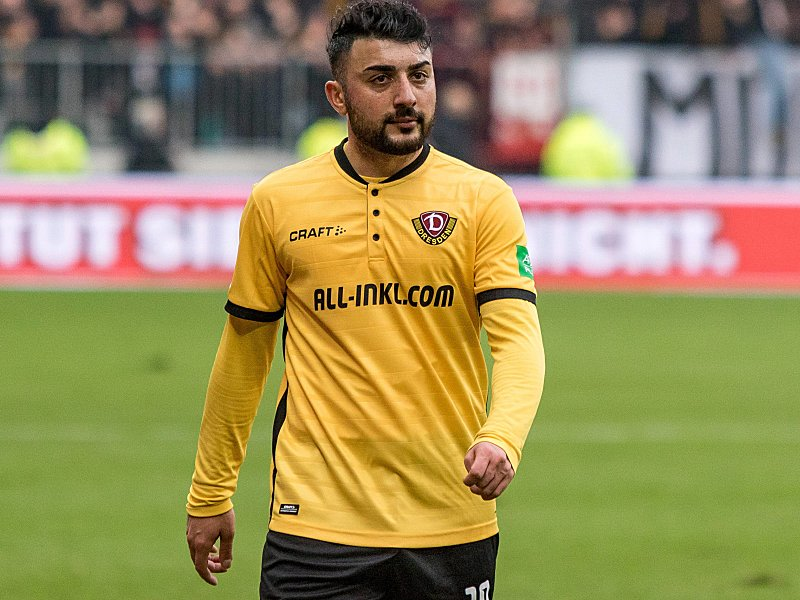 """Werte mit Füßen getreten"""": Dynamo Dresden suspendiert Aias Aosman - kicker"""