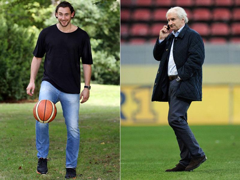 Giessen Verpflichtet Den Sohn Von Rudi Voller Basketball Kicker