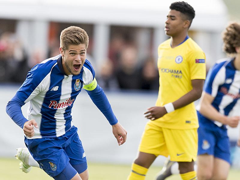 Spielbericht 3 1 Gegen Chelsea FC Porto Gewinnt Die