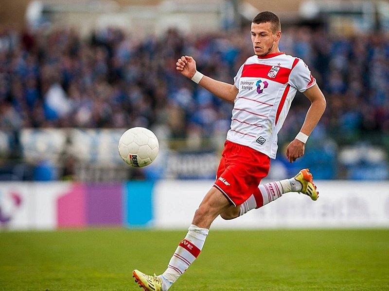 Wiegel wird Duisburgs dritter Neuzugang | 3. Liga - kicker