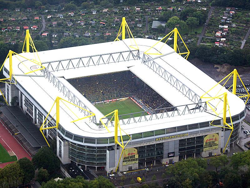 Stadionkapazität Bundesliga