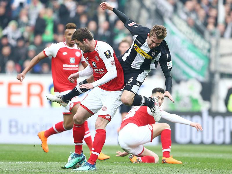 Mainz Gegen Gladbach