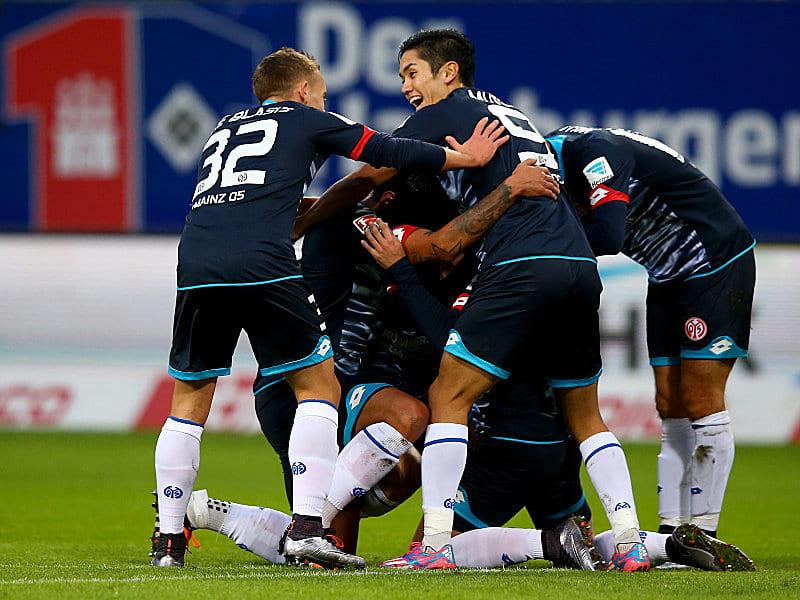 Torschützen Bundesliga 15 16
