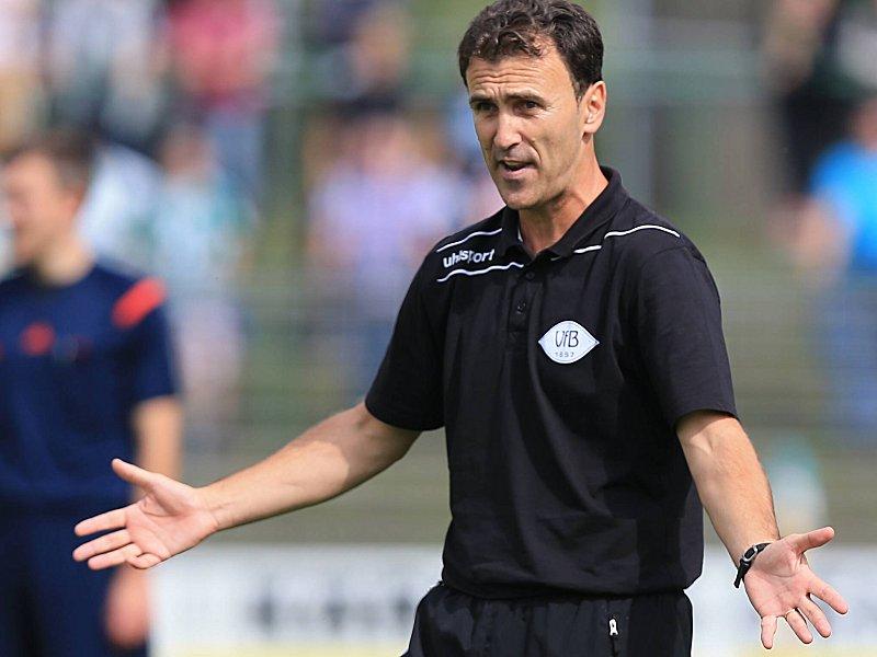 Tabellenführer entlässt Trainer: Uzelac muss gehen