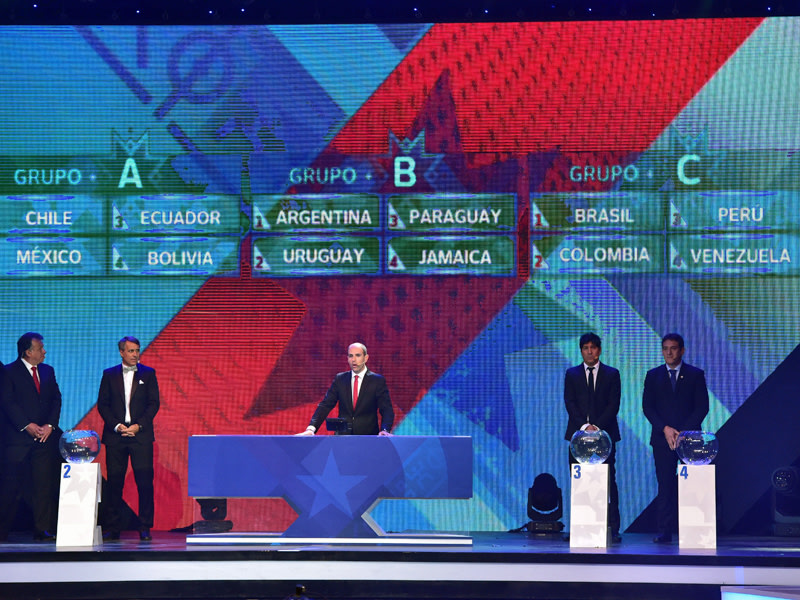 Kicker Copa America