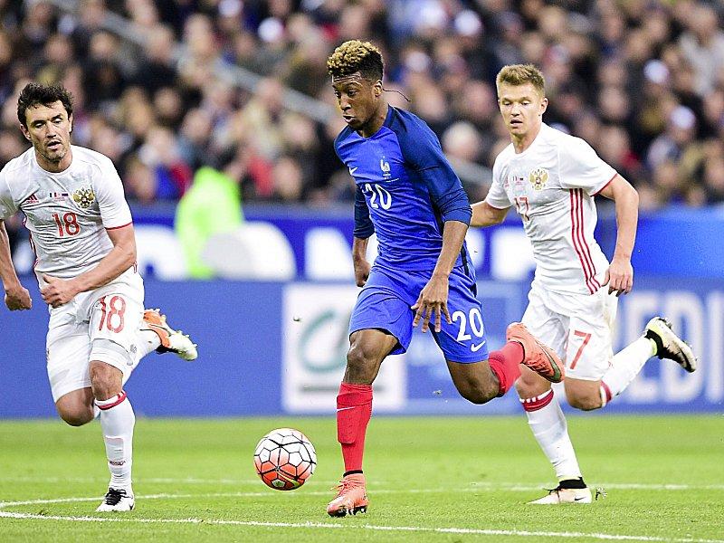 Frankreich Niederlande