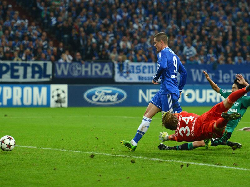 BVB Jubelt In London Schalke Zahlt Lehrgeld Champions