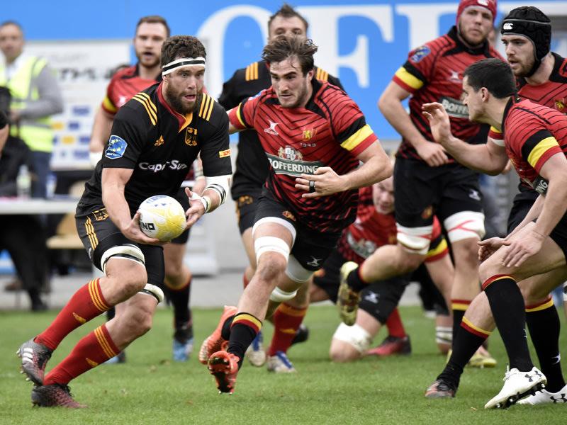 Rugby Deutschland Belgien