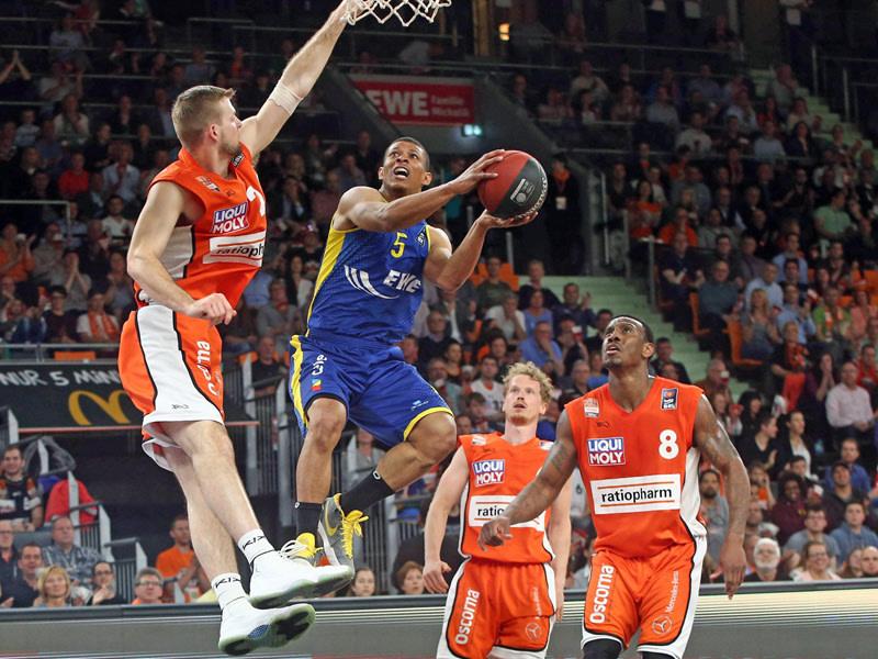 Ulm Ludwigsburg Basketball