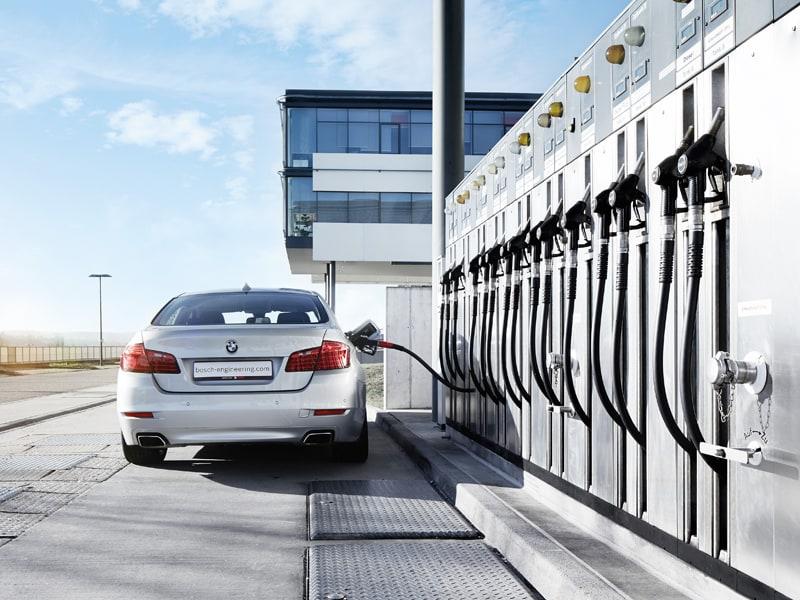 Bosch Synthetischer Diesel