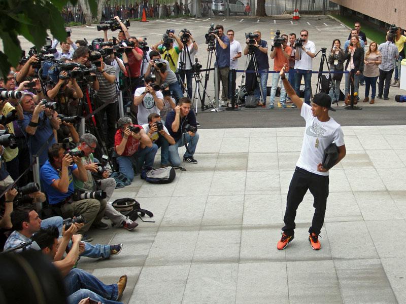 Neymar Ablösesumme