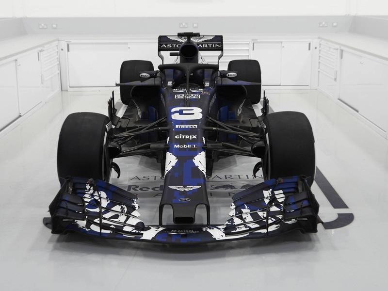 Aston Martin Red Bull Racing Rb14 Tag Heuer Kicker