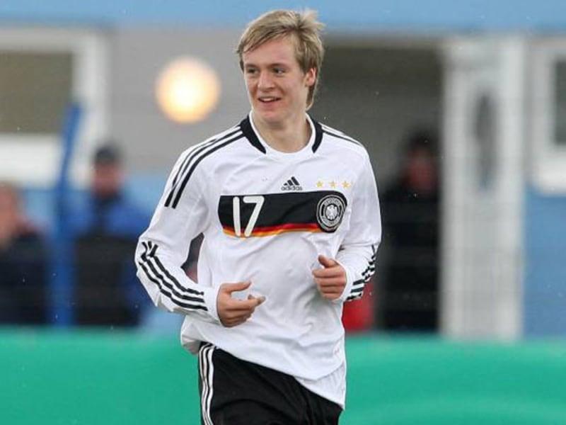 Felix Deutsche Auswahl 16
