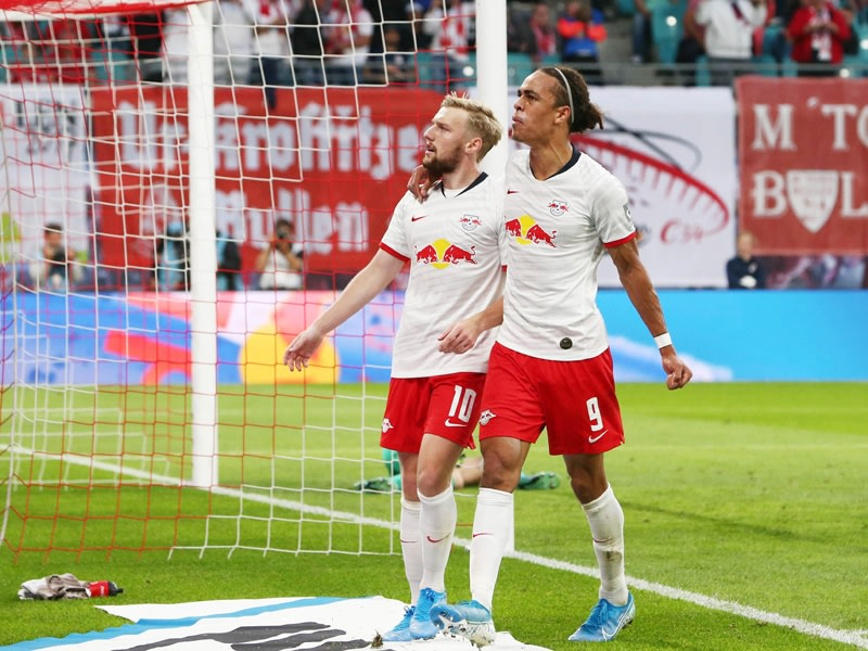 Rb Leipzig Tabellenstand