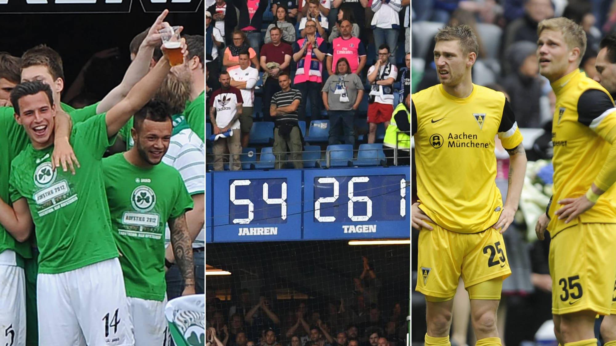 Ewigen Tabelle Der 2. Bundesliga