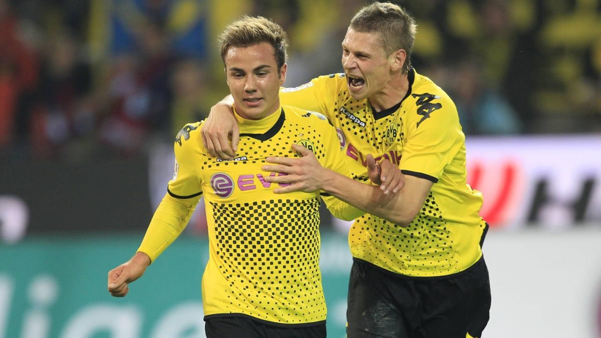 """""""Mario ging zu Bayern - das war der größte Bruch in der Mannschaft"""""""