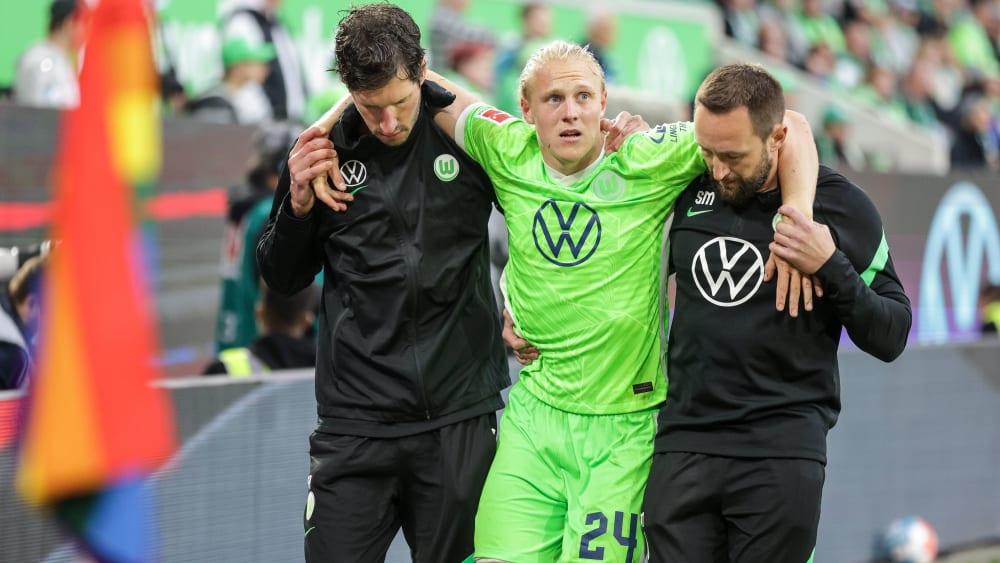 The hit gap at VfL Wolfsburg
