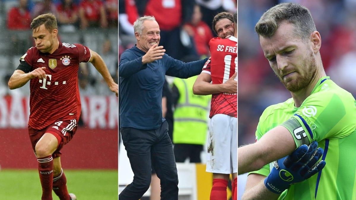 Bayerns überraschender Laufwert - Streich winkt Bestwert - Hradecky vor Bundesligarekord