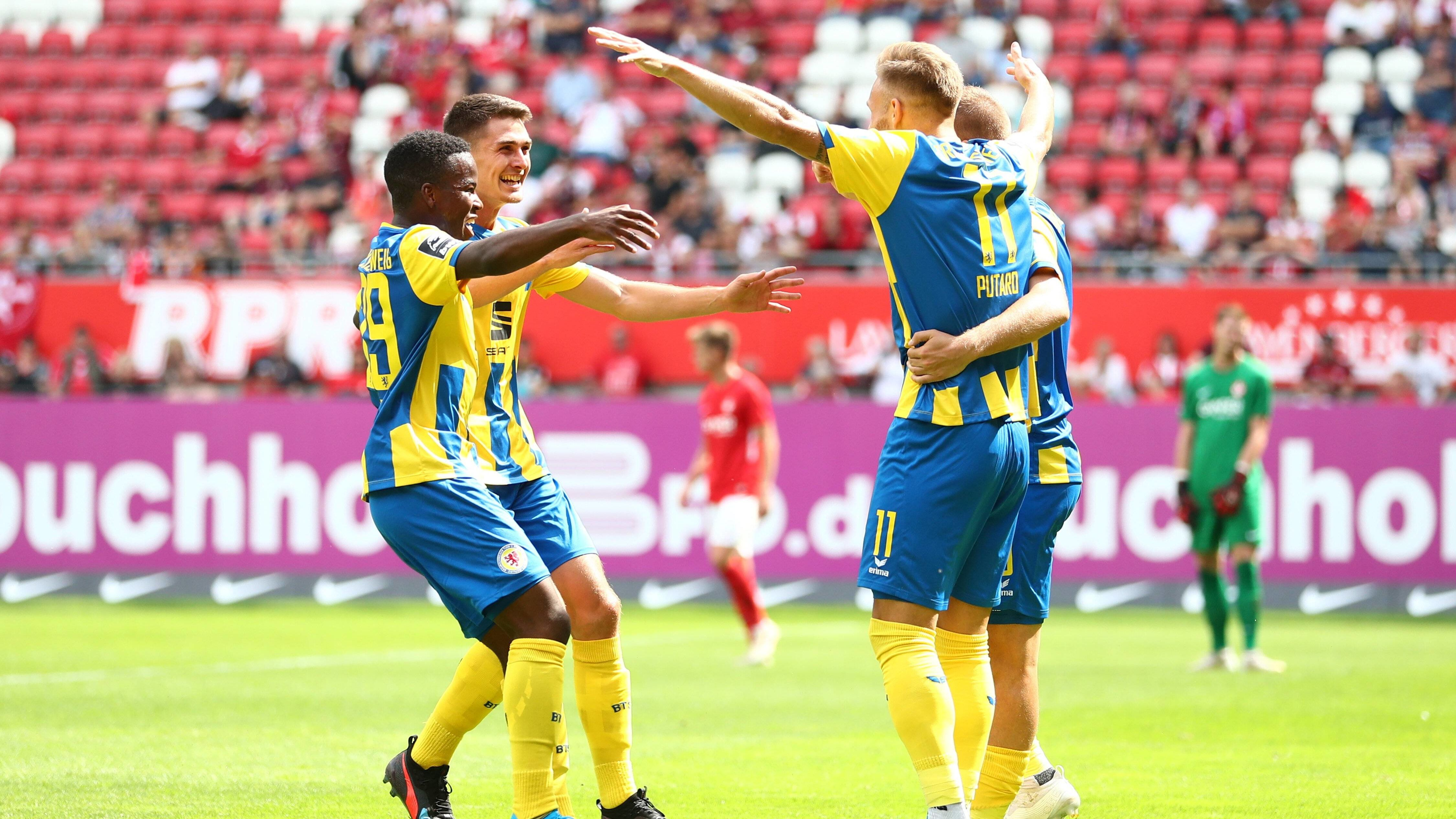 "Nach Sieg am Betzenberg: Braunschweig ""beflügelt"" - kicker"