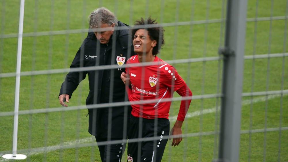 Knee harm: VfB Stuttgart missed Enzo Millot for a very long time
