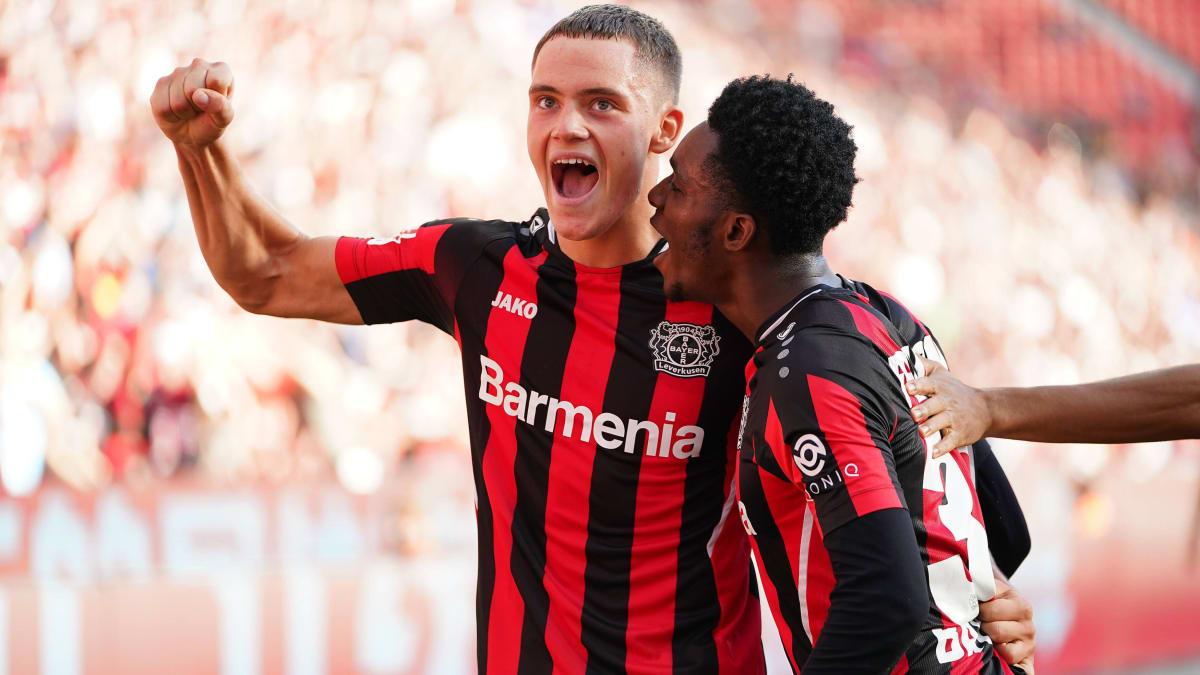 Schon wieder Wirtz: Leverkusen schlägt Mainz dank Rekord-Tor