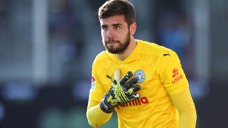 Erneut die Nummer 1 der 2. Liga: Ioannis Gelios (Holstein Kiel)