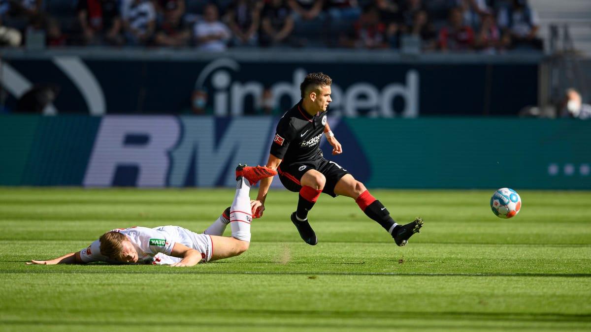 Sprints und Pressing: Wo die Eintracht ein Spitzenteam ist