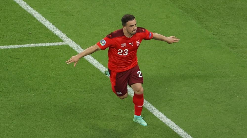 Schweiz besiegt desolate Türkei und hofft als Dritter aufs Achtelfinale
