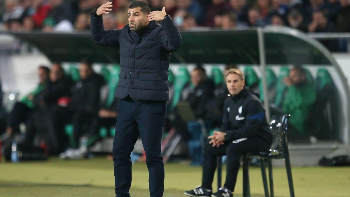 Grammozis will Breite des Schalker Kaders endlich nutzen