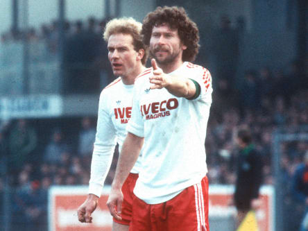 Karl-Heinz Rummenigge, Paul Breitner