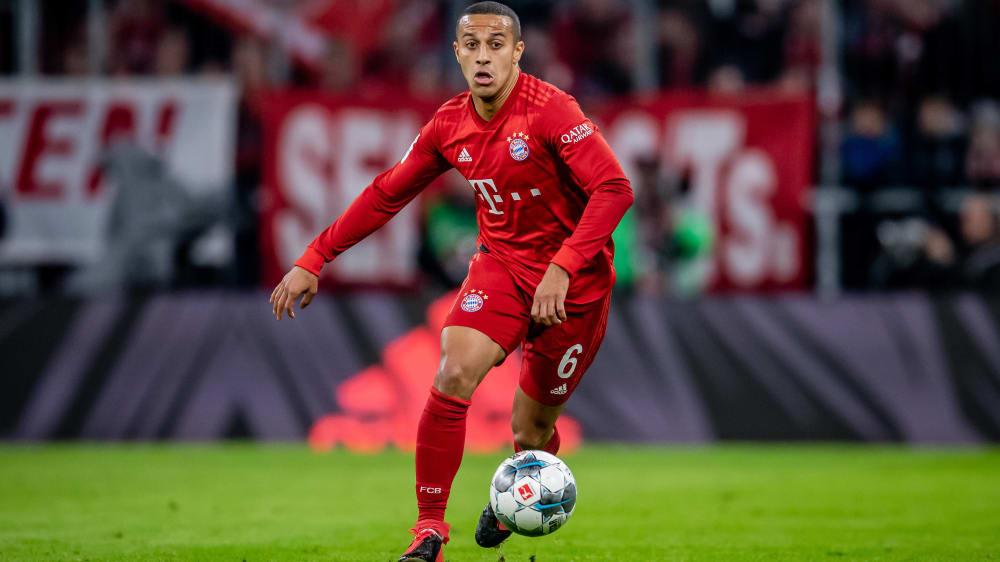 Fc Bayern Thiago