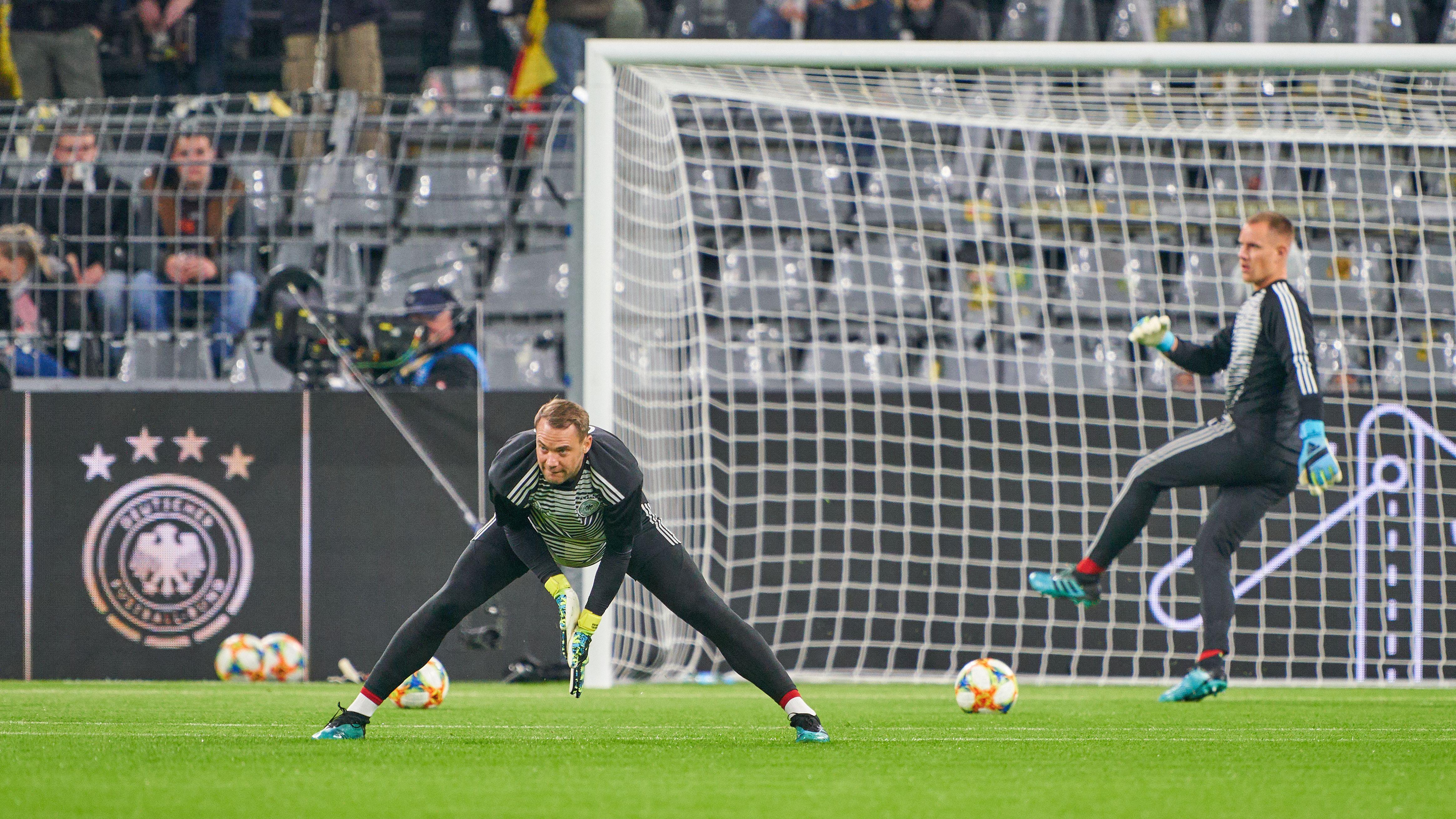 Manuel Neuer und Marc-André ter Stegen