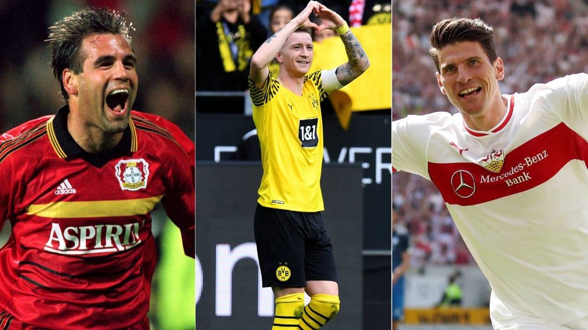 Ausnahme Reus klettert weiter, Lewandowski schon bei 70: Diese Spieler trafen am häufigsten zum 1:0
