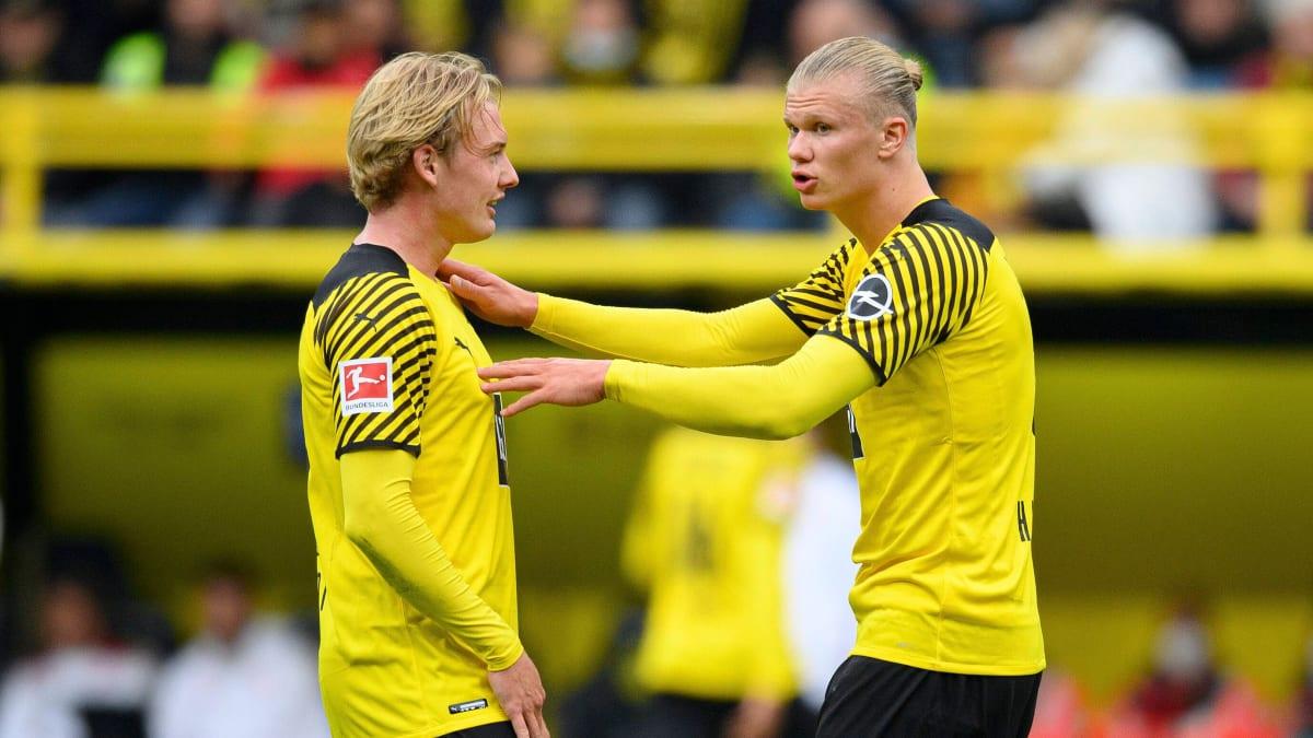 """Brandt gefällt die """"leichte Dreckigkeit"""" im BVB-Miteinander"""