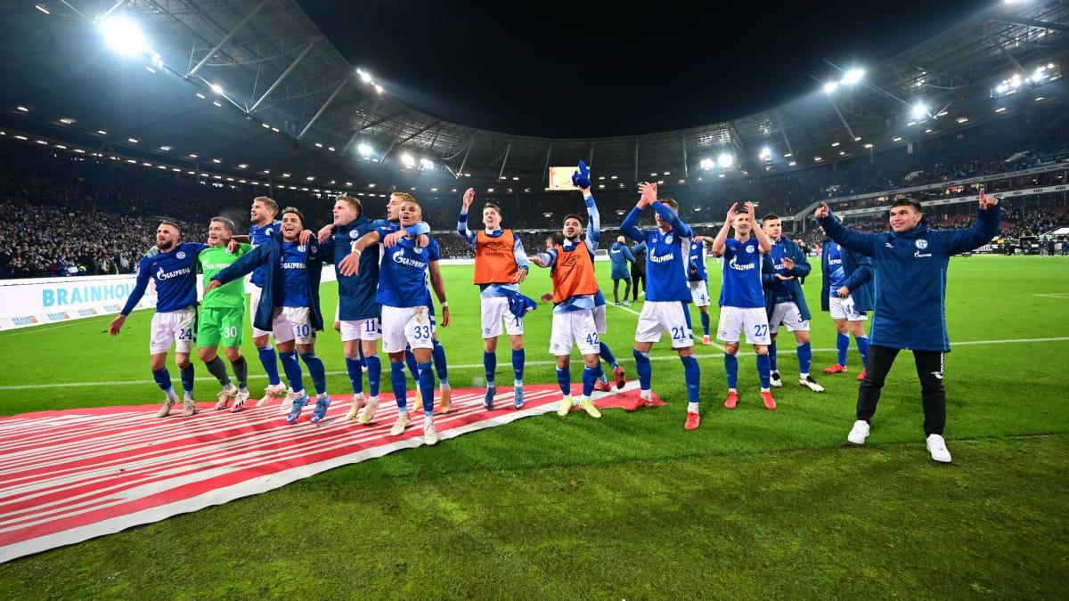 Schalke: Späte Ekstase soll weitere Kräfte freisetzen