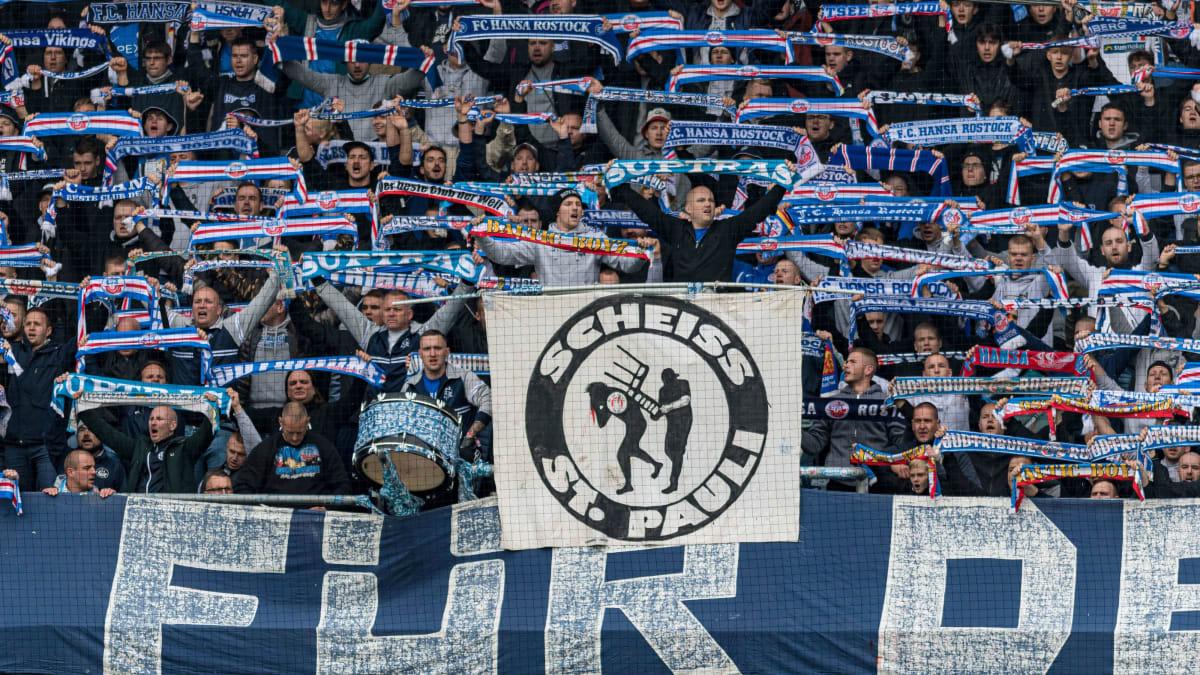 Hansa gibt Gästekontingent bei St. Pauli vollständig zurück