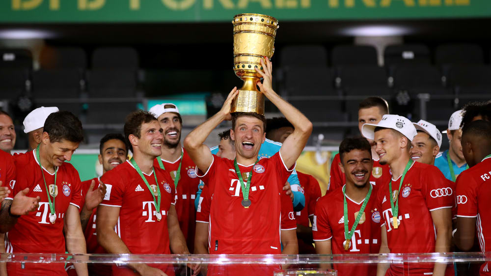 Bayern Werder Pokal