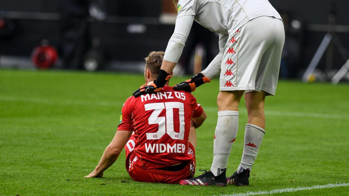 Widmer erlebt mit Mainz einen gebrauchten Tag