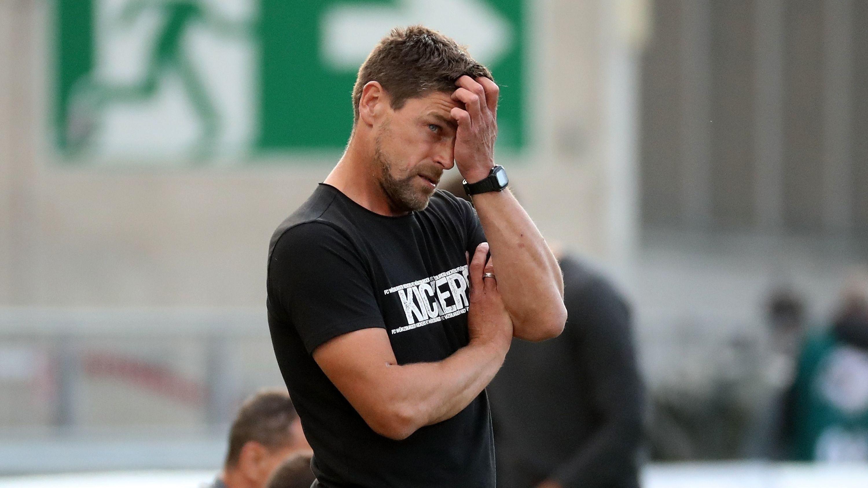 """Ziegner: """"Die 3. Liga ist ein Abnutzungskampf - ohne Ende"""""""