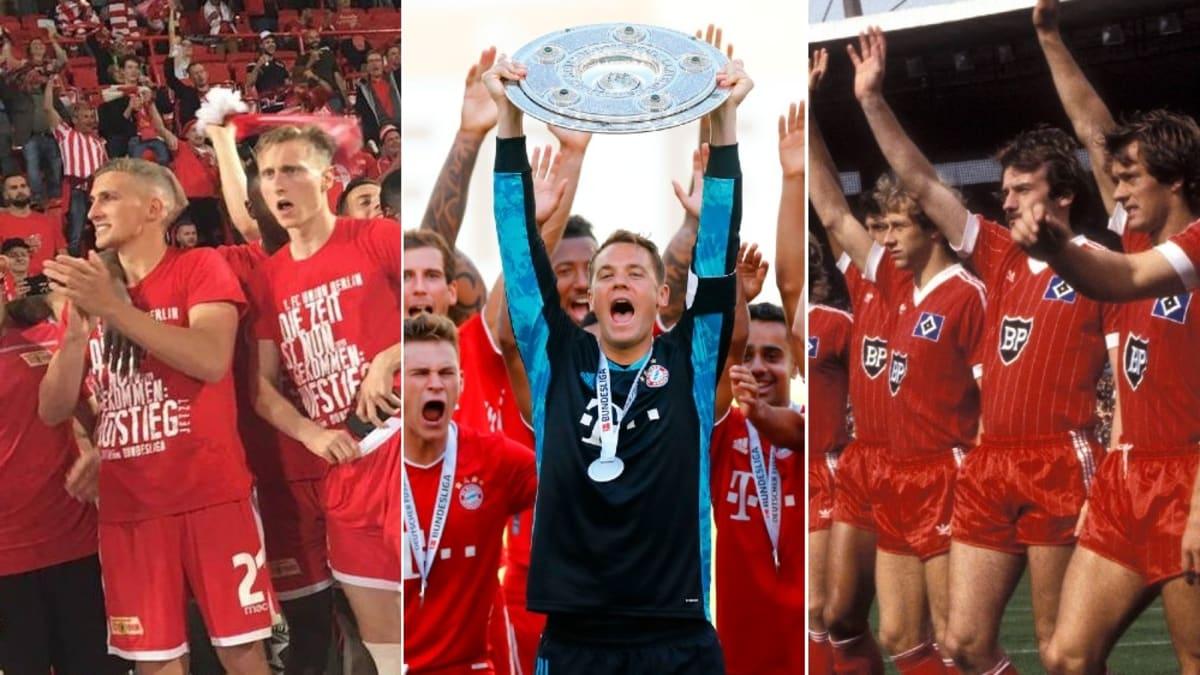 Ein Drittligist ist Elfter: Die ewige Bundesliga-Tabelle