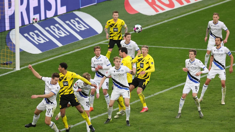 Ajax showed the way: can Arminia BVB also crack?