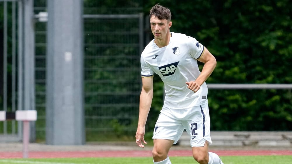 TSG Hoffenheim equips König with his first professional contract