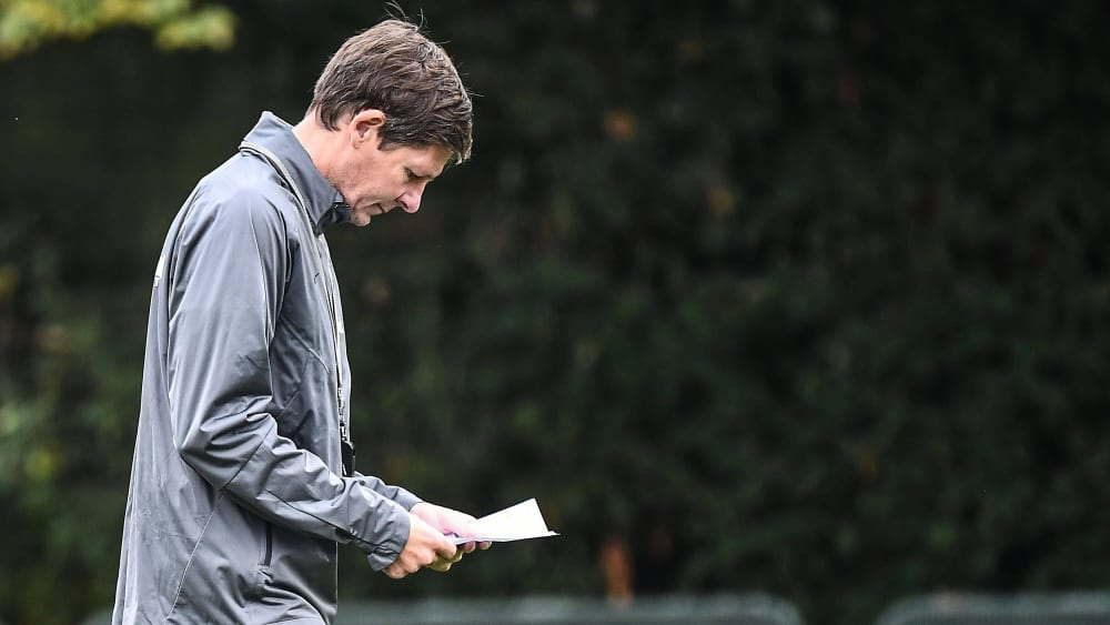 "Eintracht Frankfurt: what Oliver Glasner ""misses most"""