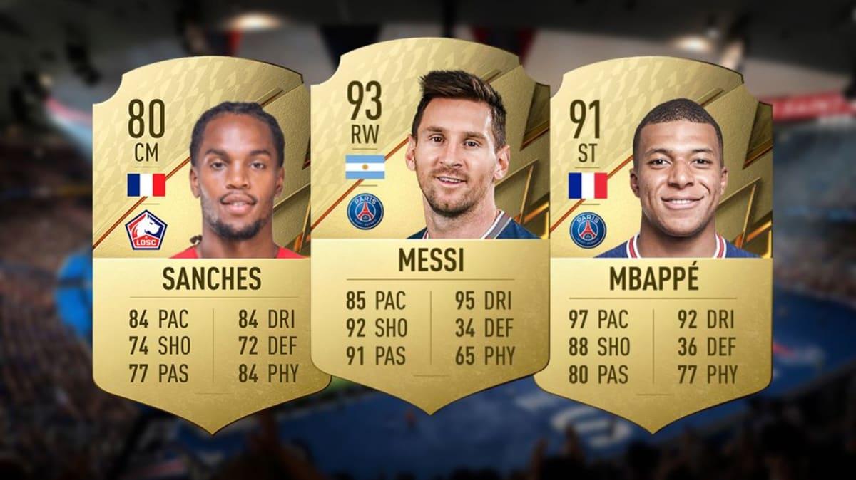 FIFA 22: Nicht nur PSG - Die offizielle Top Elf der Ligue 1