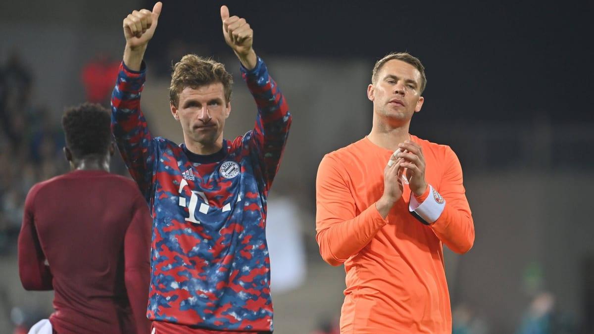 """""""Das ist dann ein bisschen ärgerlich"""": Müller und das Meckern auf hohem Niveau"""