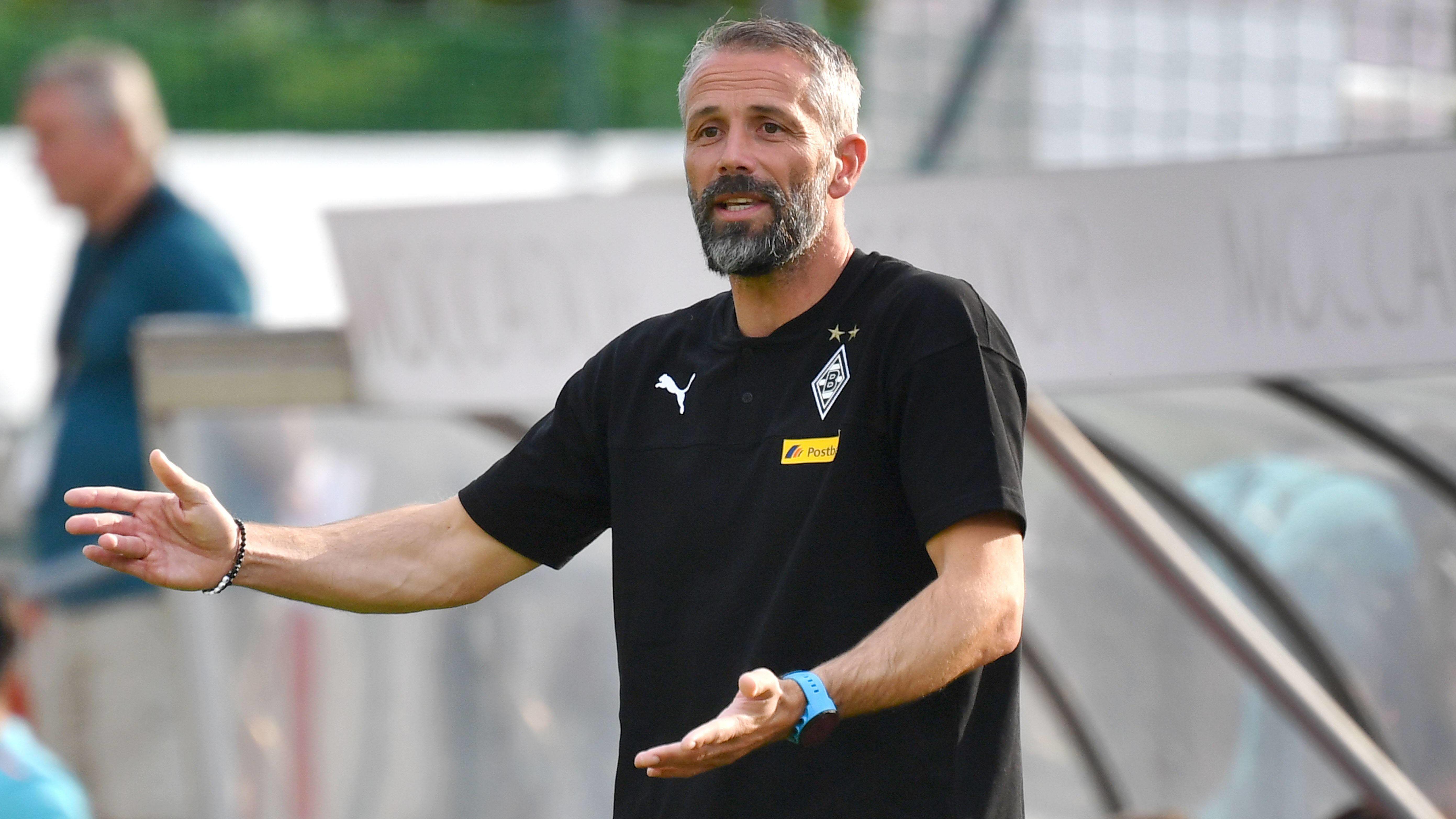 """""""Das hatte ich mir bei meiner Entscheidung für Marco erhofft""""   Bundesliga - kicker"""